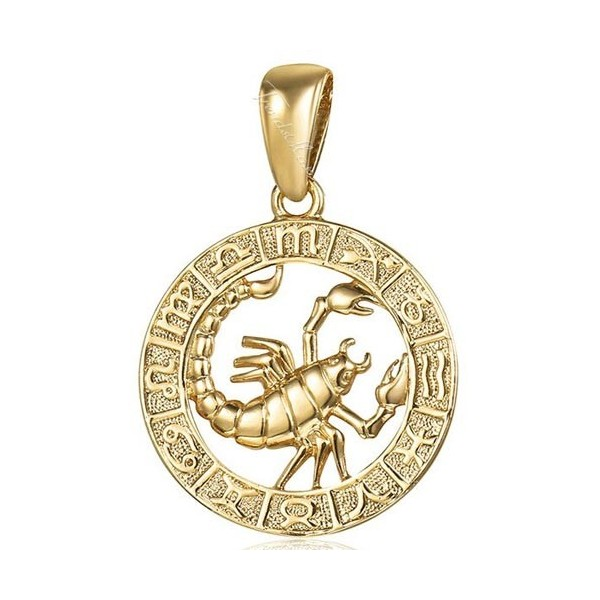 collier constellation scorpion