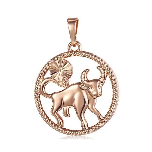 pendentif constellation taureau