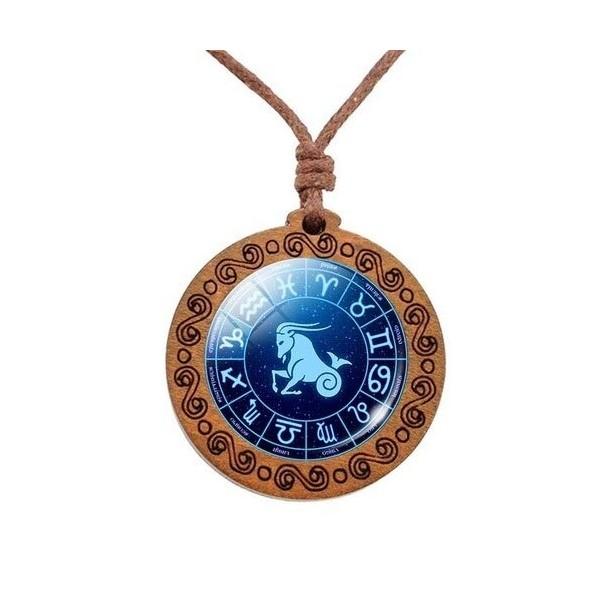 Collier Zodiaque capricorne
