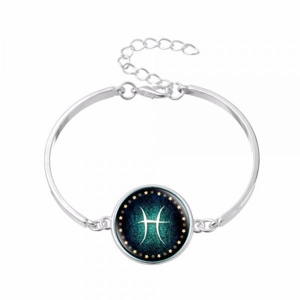 Bracelet Signe du Zodiaque poissons
