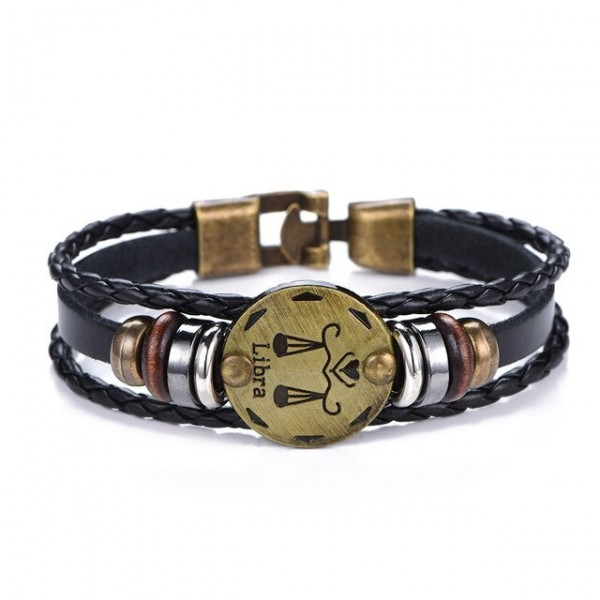 Bracelet Signe Astrologique balance