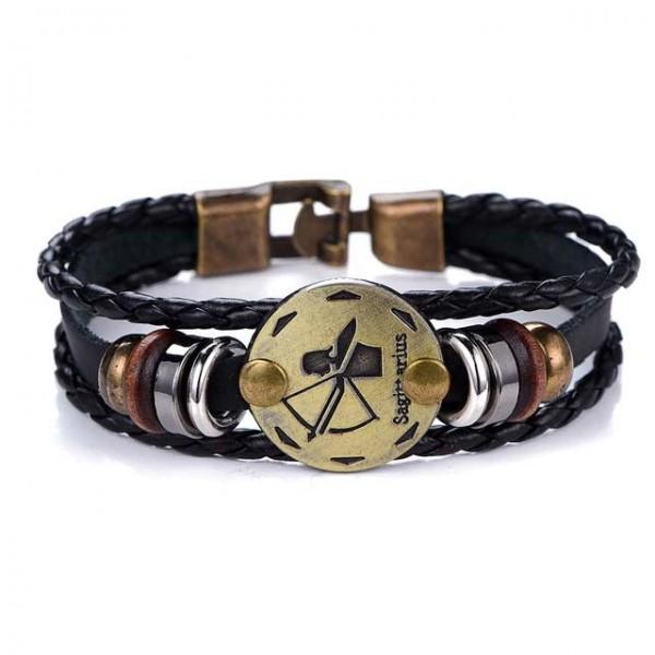 bracelet signe astrologique sagittaire