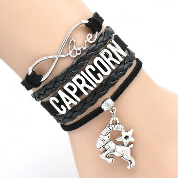 bracelet signe astrologique capricorne