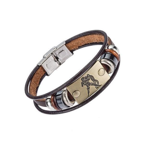 Bracelet Signe Astrologique Verseau