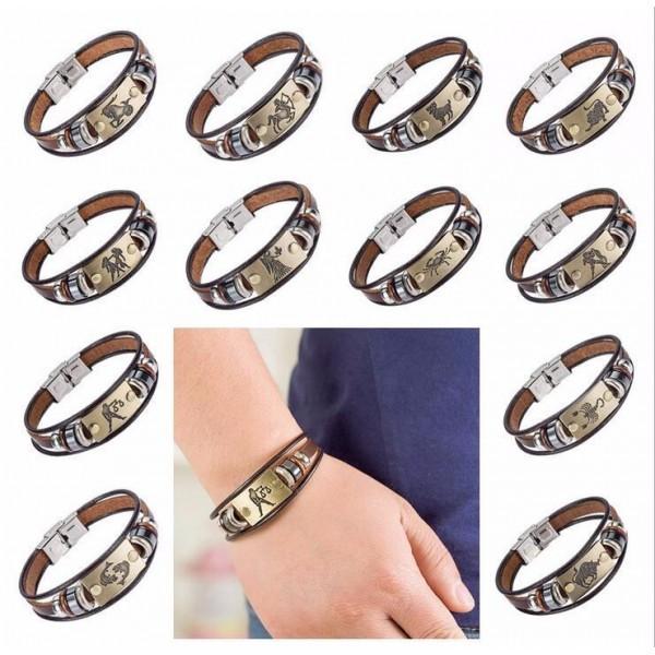 Bracelet avec Signe Astrologique