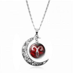 collier signe astrologique femme