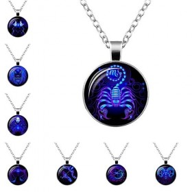 Collier Signe Astrologique Scorpion