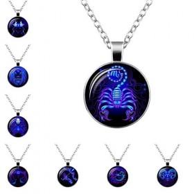 Collier Signe Astrologique Scorpion
