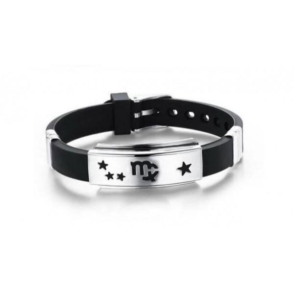 Bracelet avec Signe Astrologique vierge