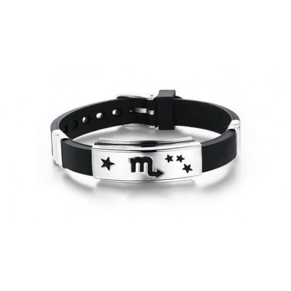 Bracelet avec Signe Astrologique scorpion