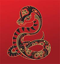 signe astrologique serpent