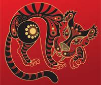 signe astrologique tigre